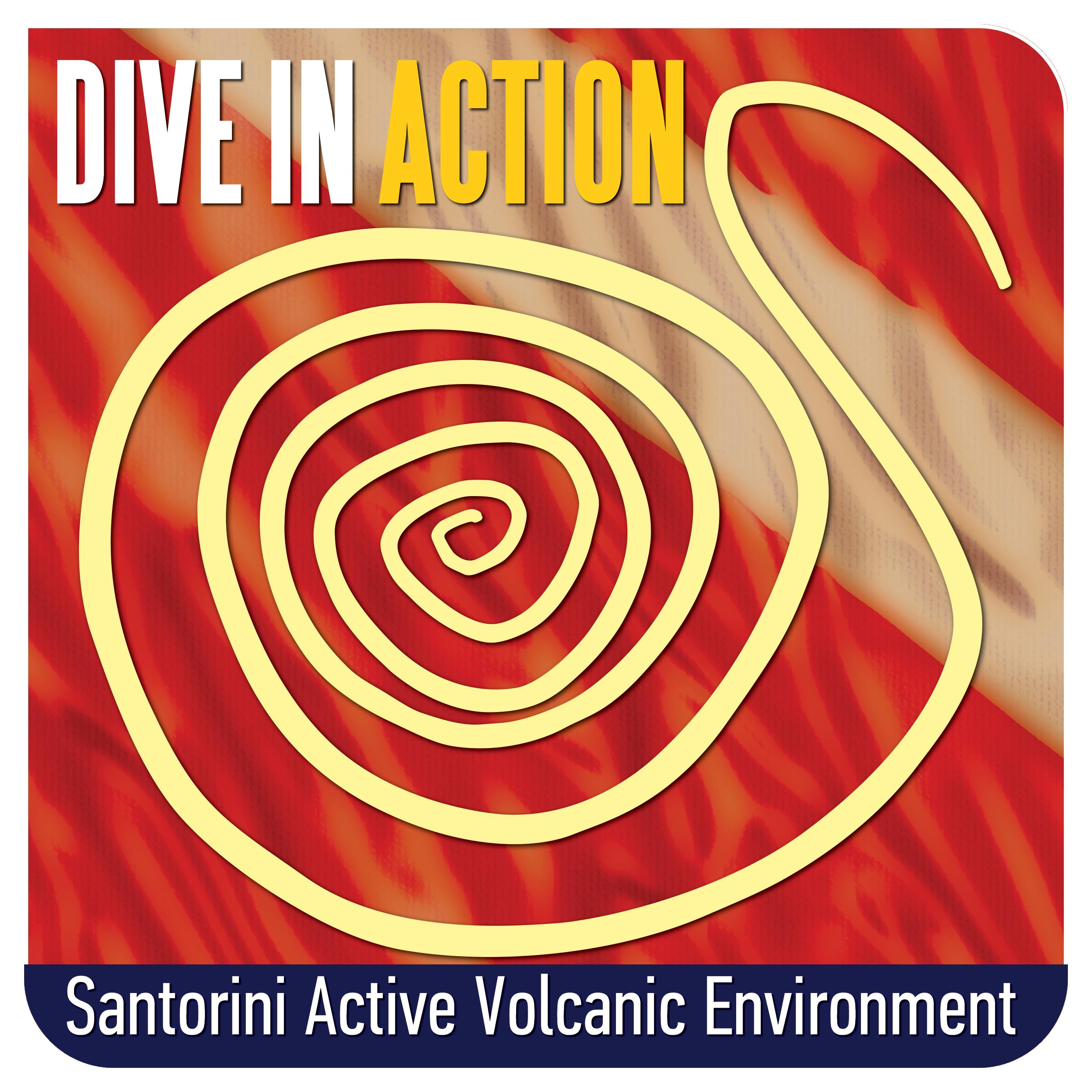 Προστασία Υποθαλάσσιων Σχηματισμών Ηφαιστείου Σαντορίνης (Dive In Action)