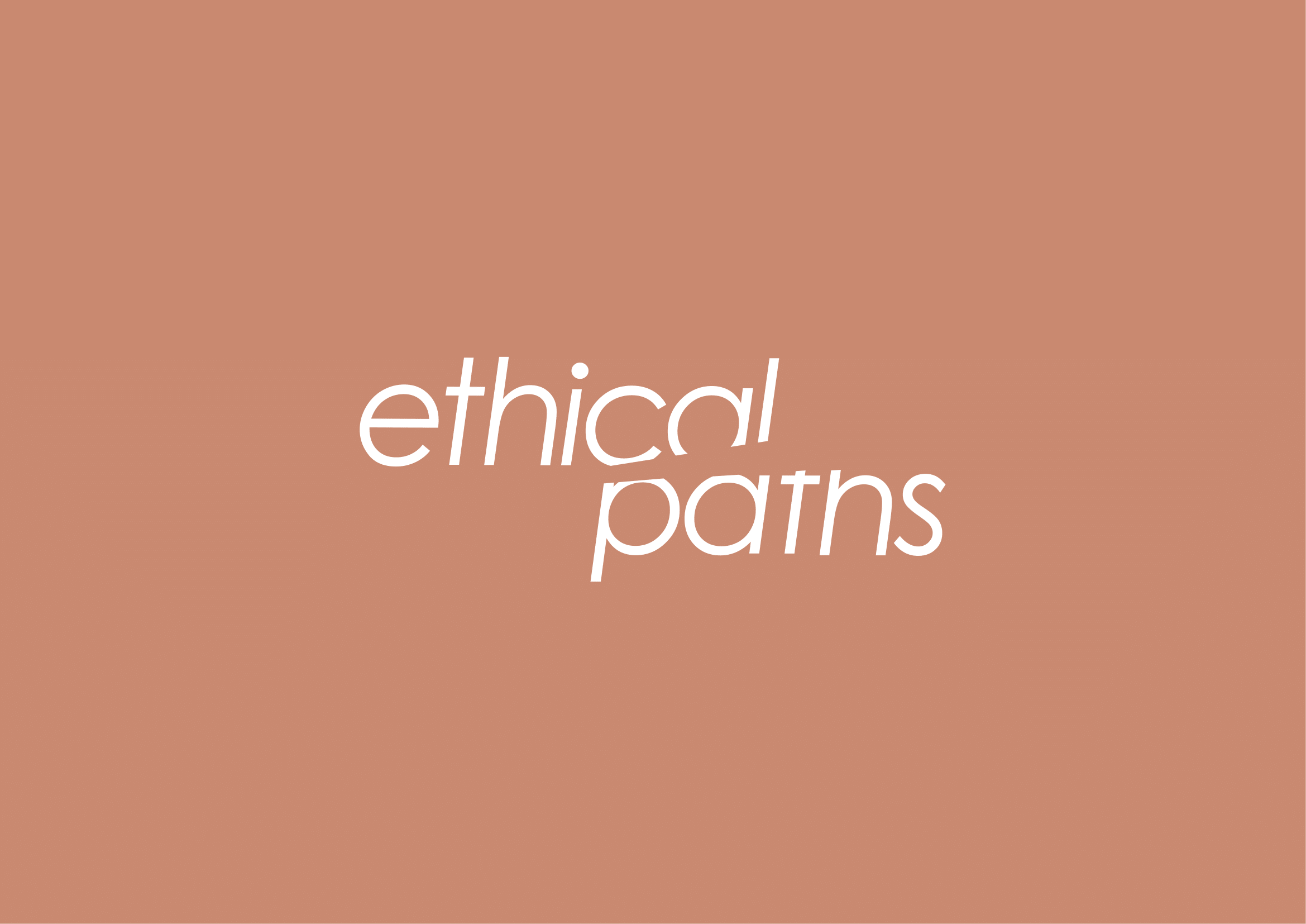 Ethical Paths